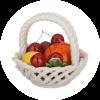 Декоративные фрукты, украшения для кухни