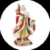 Дед Морозы, Снегурочки, куклы сказочные