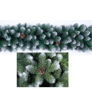 Гирлянда рождественская Канадская 270*26см