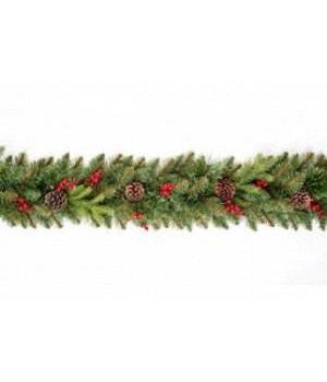 Гирлянда рождественская Карнавальная 270*27 см