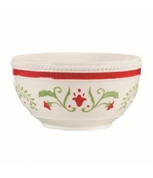 """29-706 Тарелка для супа """"Зимний праздник"""""""