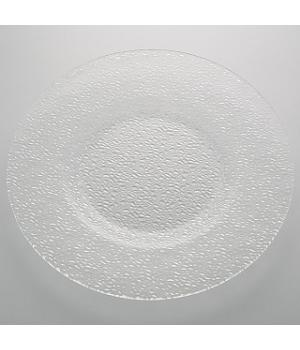 10-07 Тарелка d-295 бесцвет
