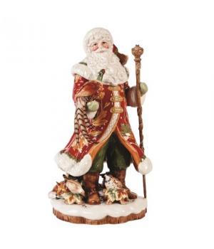 """29-290 Фигура Деда Мороза """"Новогоднее изобилие"""""""