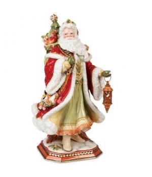 """19-616 Дед Мороз под ёлку """"Дамаск"""""""
