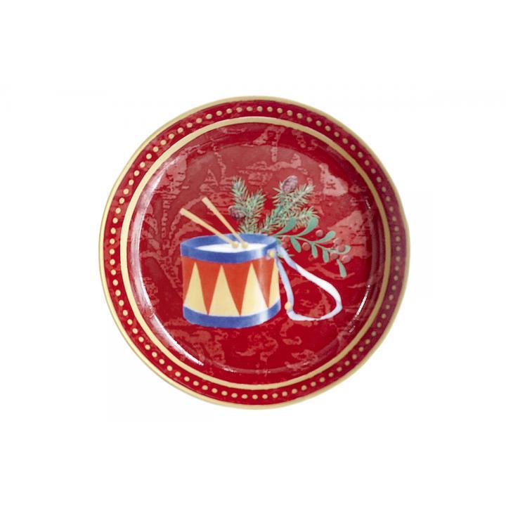 Крышка многофункциональная 9см (подставка под чайные пакетики) B0103-A07055